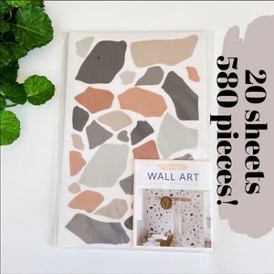Target | Terrazzo Peel And Stick Wall Decals Boho